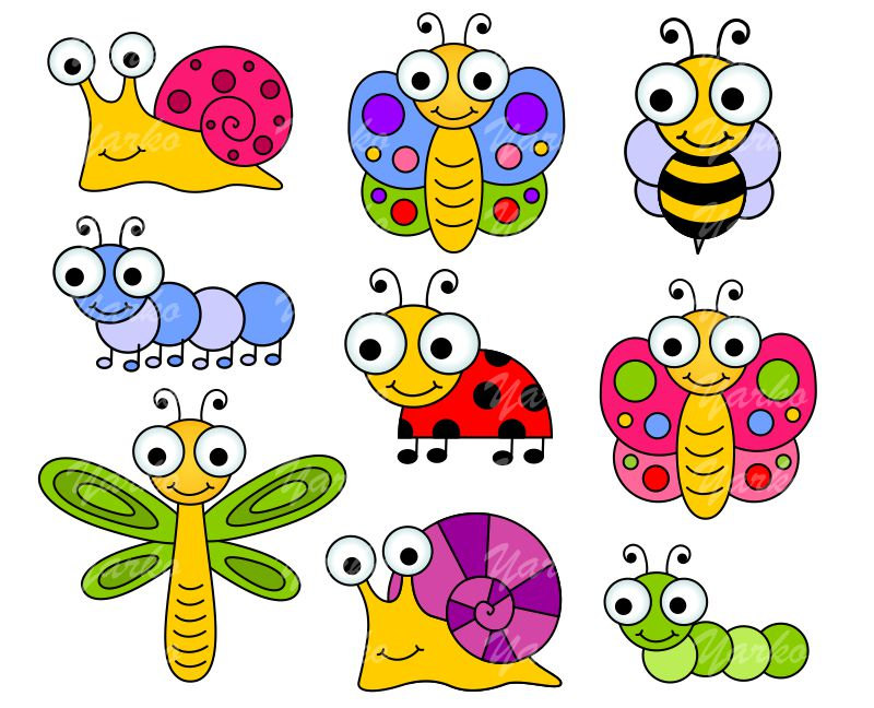 Bugs clipart #15, Download drawings
