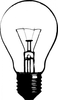 Bulb clipart #5, Download drawings
