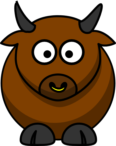 Bull clipart #18, Download drawings