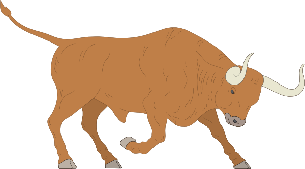 Bull clipart #5, Download drawings