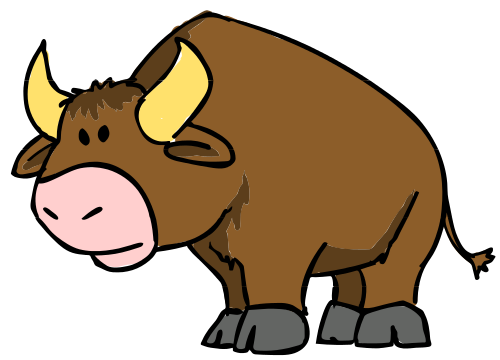 Bull clipart #9, Download drawings