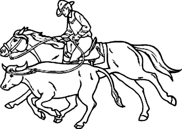 Bull coloring #12, Download drawings
