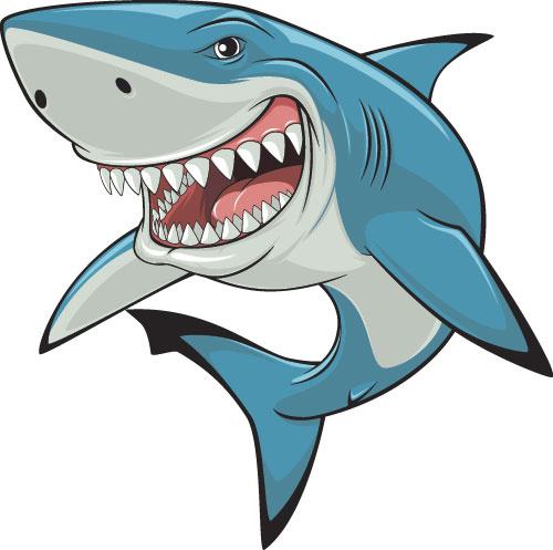 Tiger Shark svg #13, Download drawings