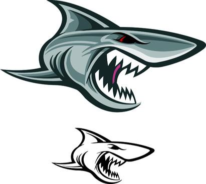 Bull Shark svg #5, Download drawings