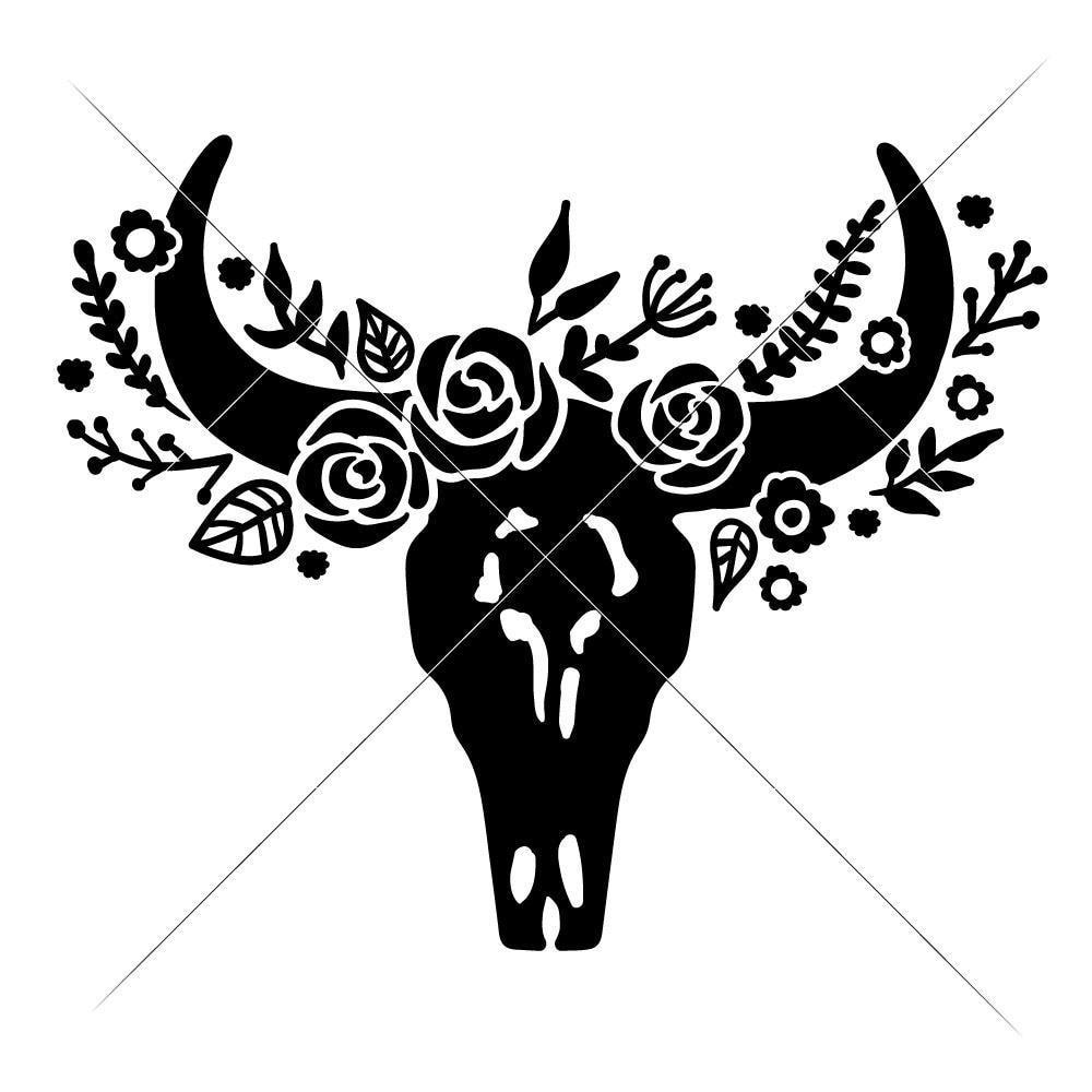 bull skull svg #450, Download drawings