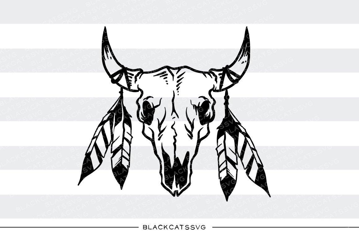 bull skull svg #446, Download drawings
