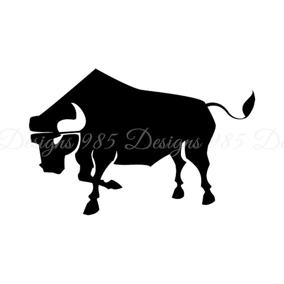 Bull svg #6, Download drawings
