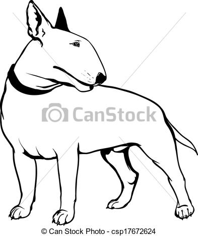 Bull Terrier clipart #12, Download drawings