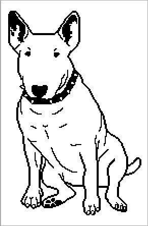Bull Terrier clipart #10, Download drawings