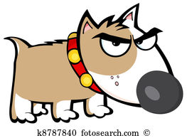 Bull Terrier clipart #1, Download drawings