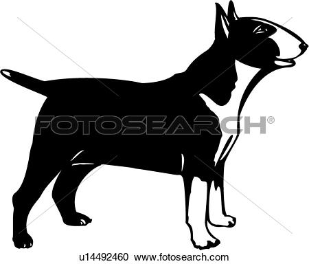 Bull Terrier clipart #4, Download drawings