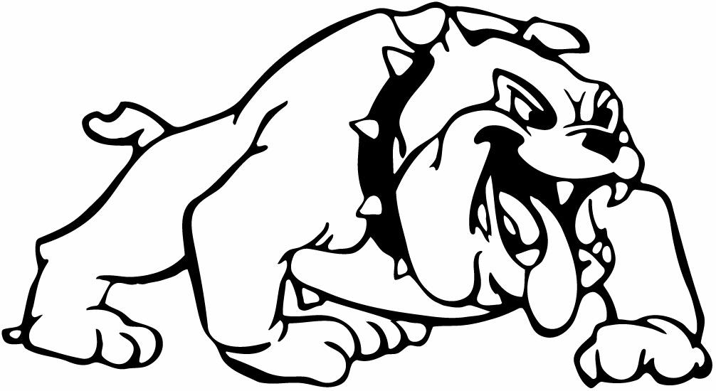 Bulldog clipart #4, Download drawings