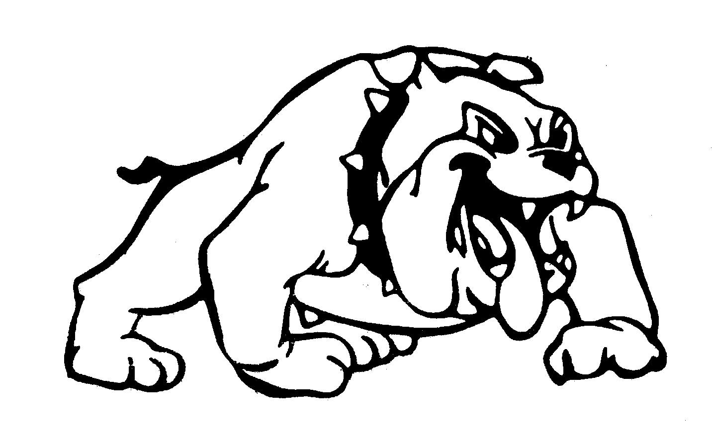 Bulldog clipart #17, Download drawings