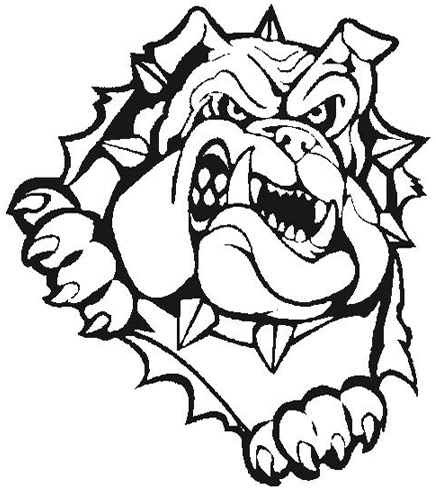Bulldog clipart #5, Download drawings