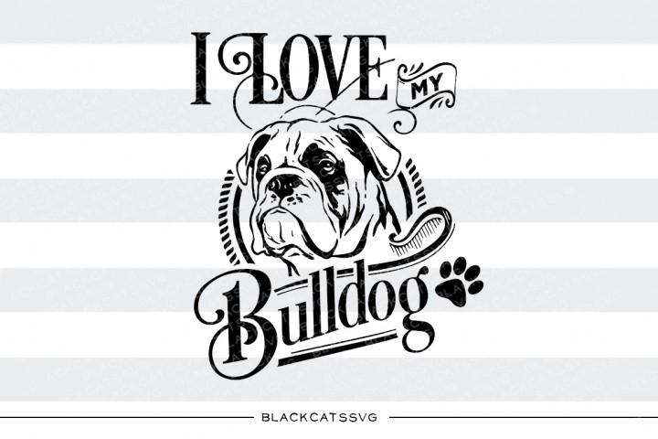Bulldog svg #16, Download drawings
