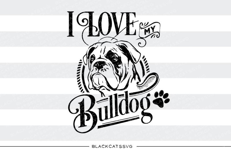 bulldog svg free #1004, Download drawings