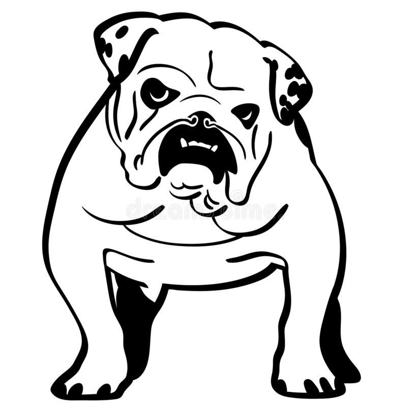 bulldog svg free #1010, Download drawings
