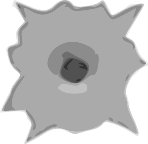 Bullet Hole svg #15, Download drawings