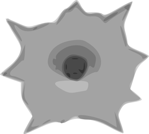 Bullet Hole svg #11, Download drawings