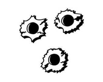 Bullet Hole svg #19, Download drawings