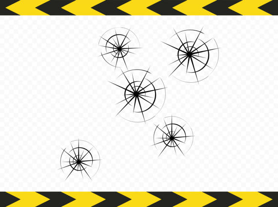 Bullet Hole svg #1, Download drawings