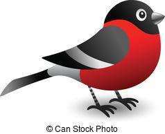 Bullfinch clipart #8, Download drawings