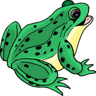 Bullfrog clipart #9, Download drawings