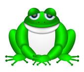 Bullfrog clipart #4, Download drawings