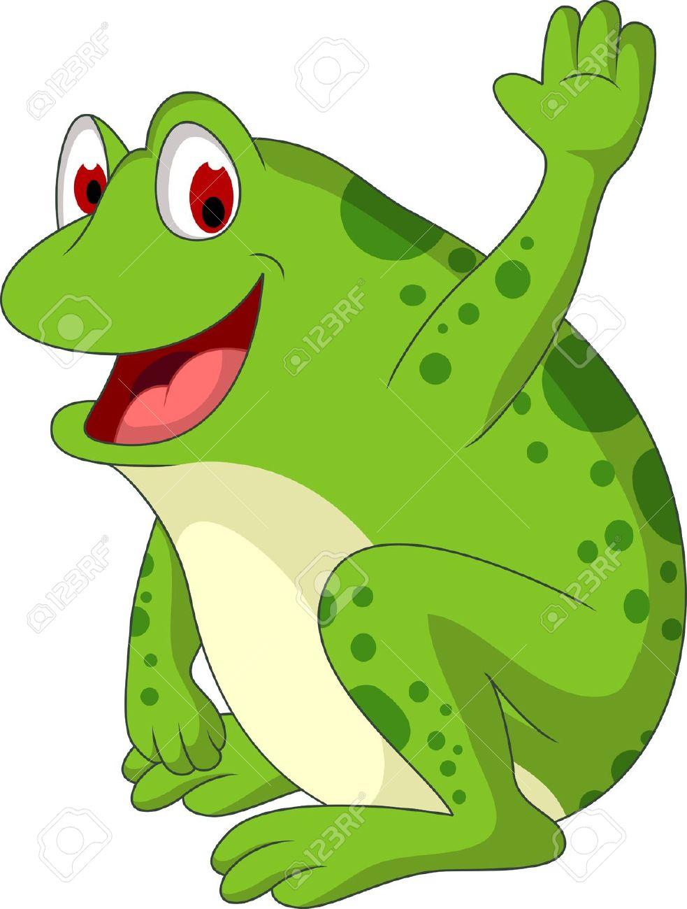 Bullfrog clipart #7, Download drawings