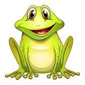 Bullfrog clipart #2, Download drawings
