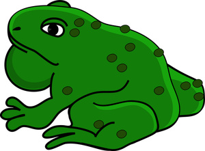 Toad clipart #2, Download drawings