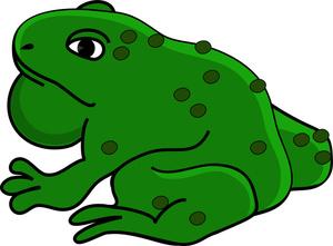 Bullfrog clipart #10, Download drawings