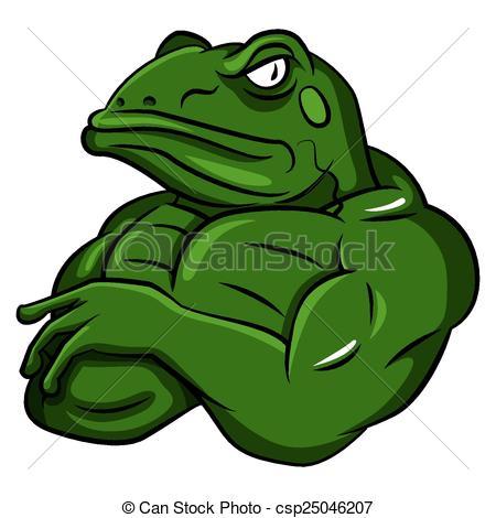 Bullfrog clipart #5, Download drawings