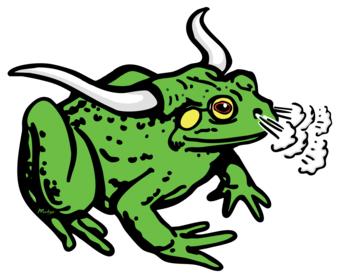 Bullfrog clipart #17, Download drawings