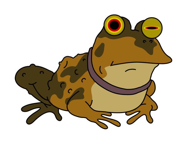 Bullfrog svg #3, Download drawings