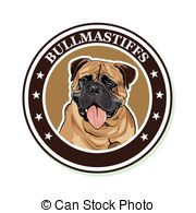 Bullmastiff clipart #16, Download drawings