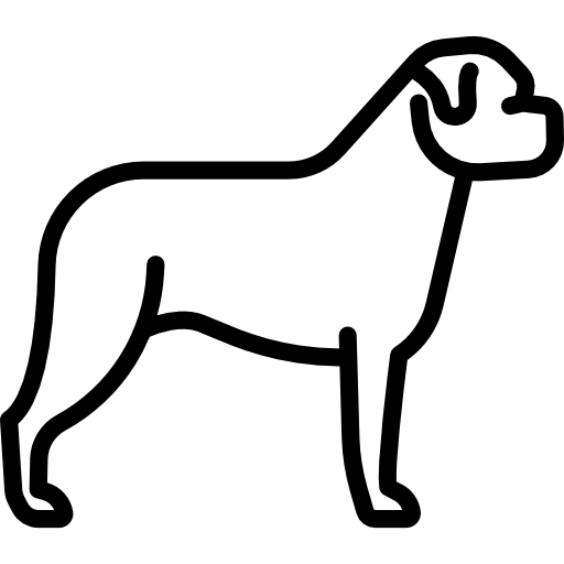Bullmastiff svg #6, Download drawings