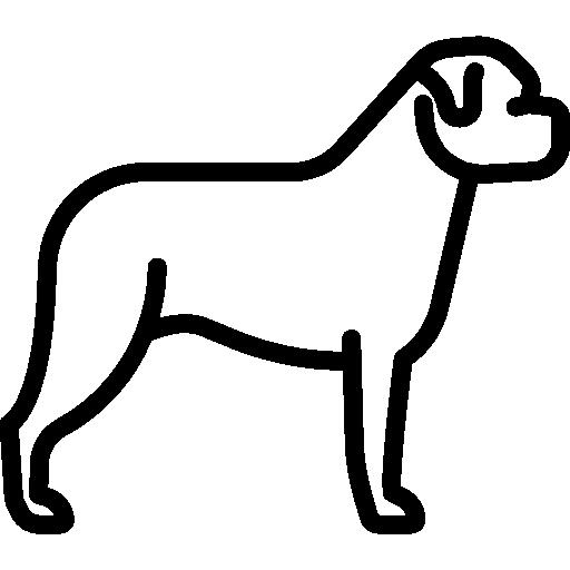 Bullmastiff svg #6, Download drawings