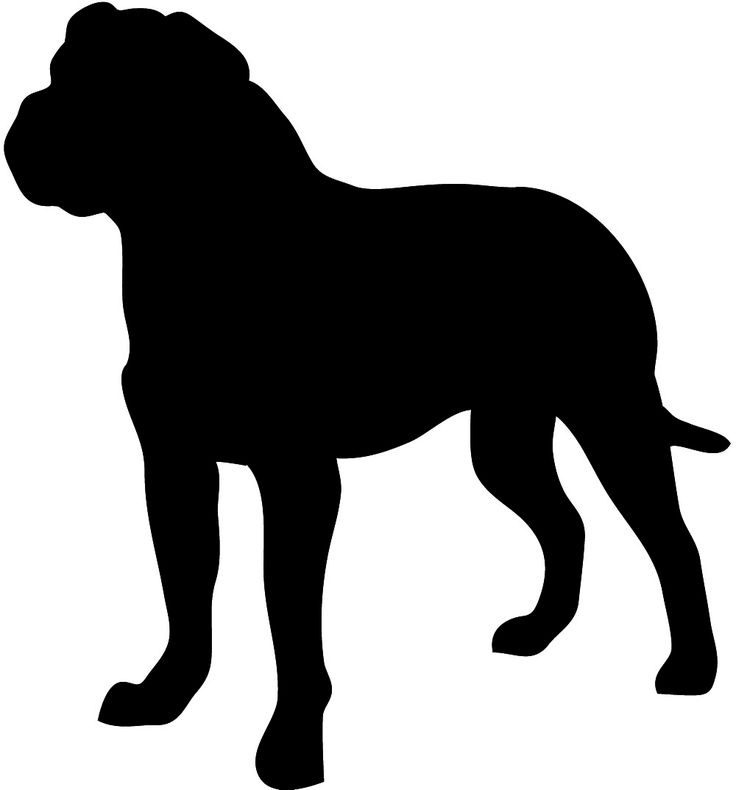 Bullmastiff svg #13, Download drawings