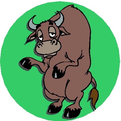 Bulls clipart #7, Download drawings