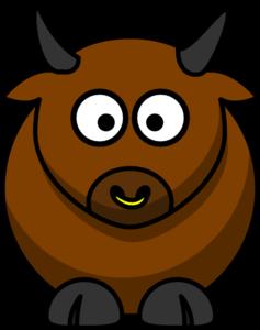 Bulls clipart #4, Download drawings