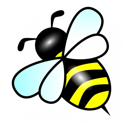 Bumblebee clipart #1, Download drawings