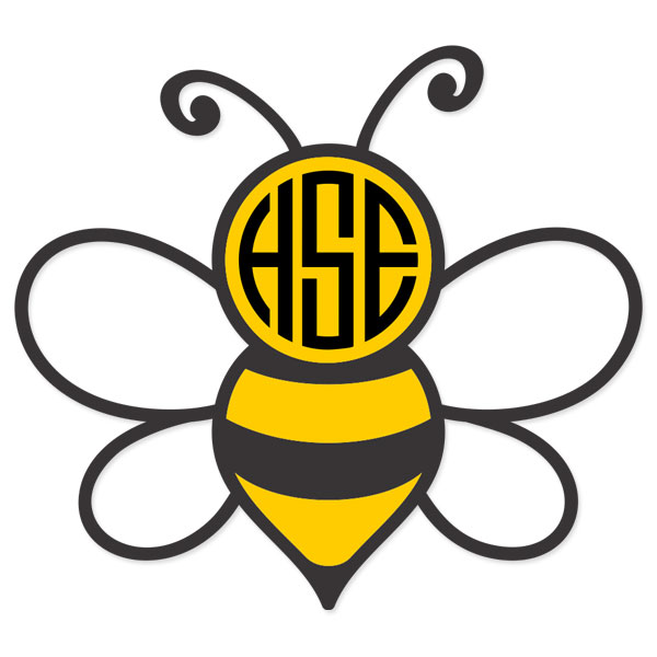 Bee svg #2, Download drawings