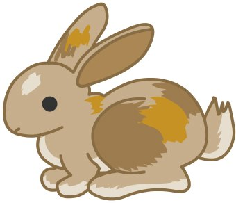 Bunny clipart #13, Download drawings