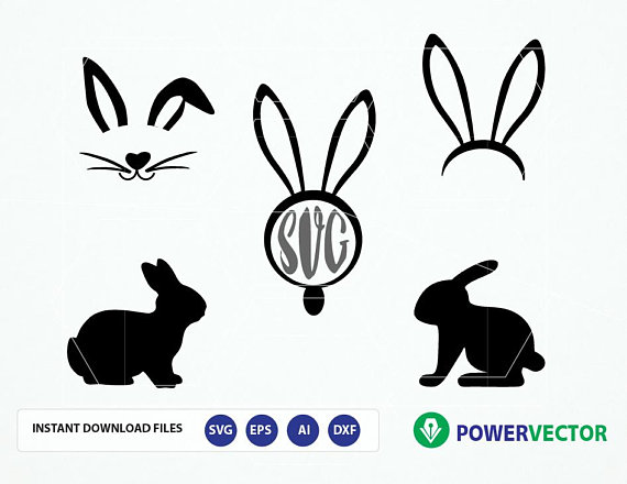bunny feet svg #22, Download drawings