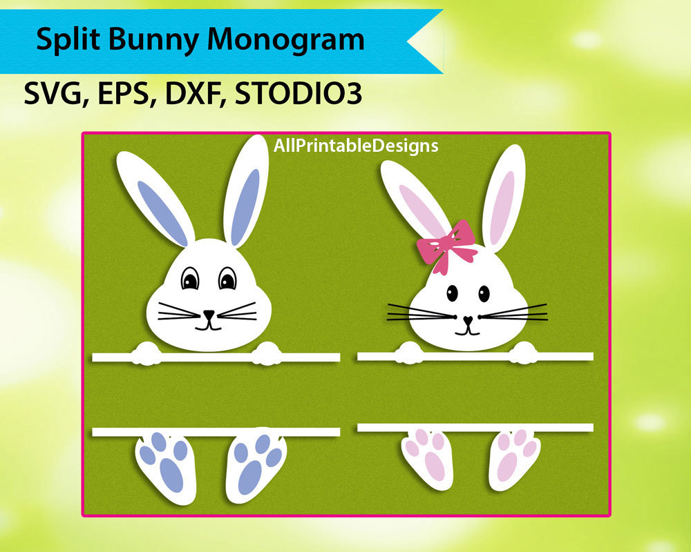 Bunny svg #1, Download drawings