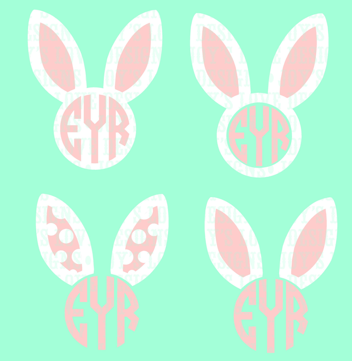 Bunny svg #9, Download drawings