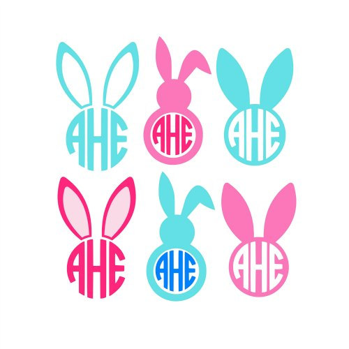 Bunny svg #5, Download drawings