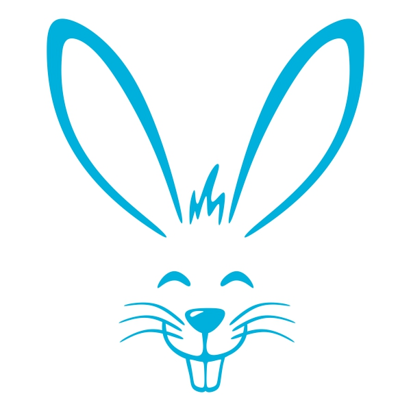 Bunny svg #3, Download drawings