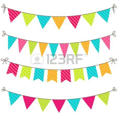 Bunting clipart #8, Download drawings